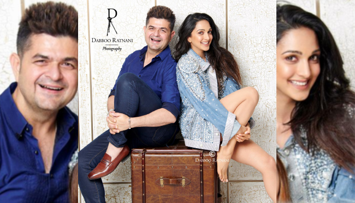 Kiara Advani Makes Her Debut at Dabboo Ratnani's Calender This Year and We Just Can't Keep Calm to See It!