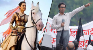 Manikarnika and Thackeray 4th Day Collection, Both Remain Good on Monday