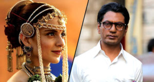 Kangana Ranaut's Manikarnika and Nawazuddin Siddiqui's Thackeray 6th Day Collection