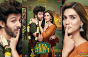 Luka Chuppi First Look, Kartik Aaryan-Kriti Sanon's Film to Release on 1 Mar 2019
