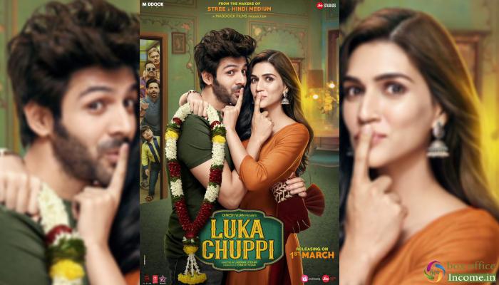 Luka Chuppi First Look, Kartik Aaryan-Kriti Sanon's Film to Release on 1 Mar 2019