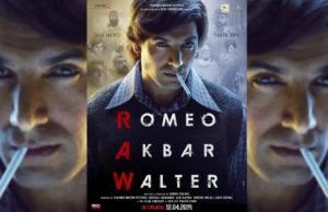 Romeo Akbar Walter (RAW) First Look, John Abraham's Film to release on 12 April 2019