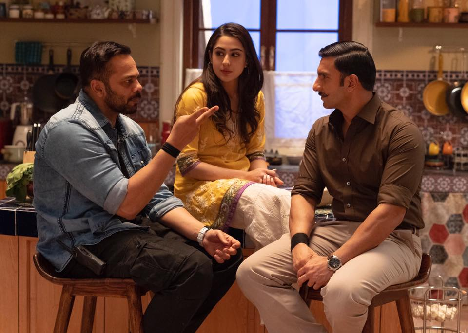 Simmba 28th Day Collection, Ranveer Singh Starrer Completes 4 Weeks Successfully