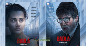 Badla First Look: Sujoy Ghosh's Film to Release on 8th March 2019!