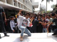 Kartik Aaryan at the song launch of Luka Chuppi