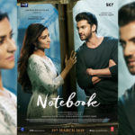 Notebook First Look Poster, Zaheer-Pranutan's Film Trailer Coming on Feb 17