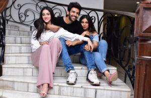 Kartik Aaryan, Ananya Panday, Bhumi Pednekar's Pati Patni Aur Woh Gets A Release Date!