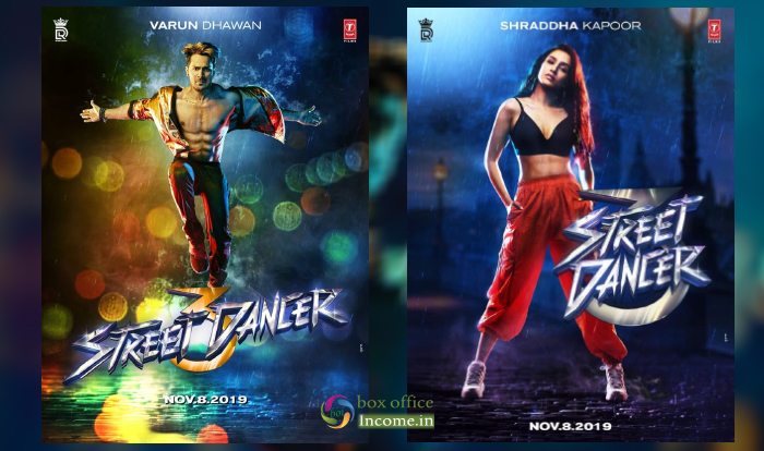 Street Dancer 3D First Look, Stars Varun Dhawan & Shraddha Kapoor, Directed by Remo D'Souza!