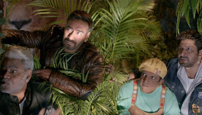 Total Dhamaal 6th Day Collection, Ajay Devgn's Film Earns 88.05 Crores by Wednesday