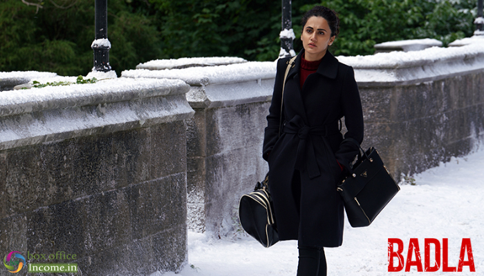 Badla 18th Day Collection, Amitabh-Taapsee's Film Holds Well on its 3rd Monday