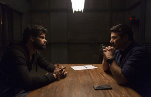 Bollywood's First Ever 'Blank' Poster Launched for the debutant Karan Kapadia!