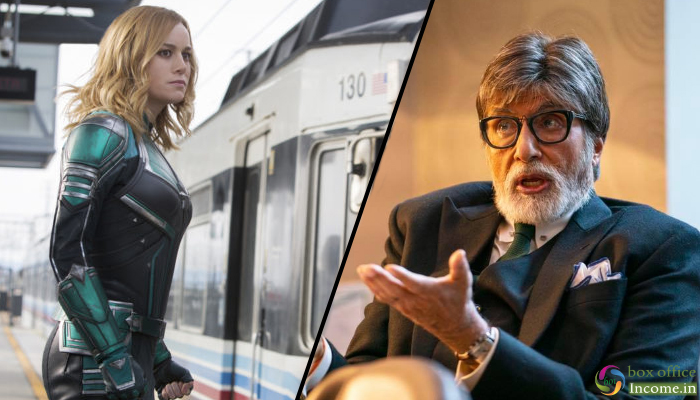 Captain Marvel & Badla 4th Day Box Office Collection, Score Well on Monday in India!