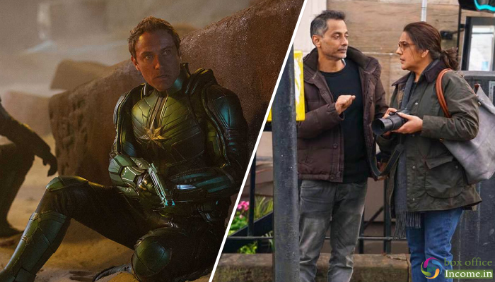 Captain Marvel & Badla 8th Day Box Office Collection, 2nd Friday Business Report