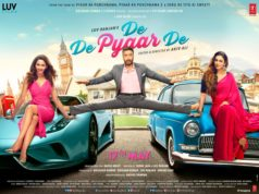 De De Pyaar De First Look, Ajay Devgn, Rakul Preet Singh & Tabu Starrer to Release on 17 May 2019