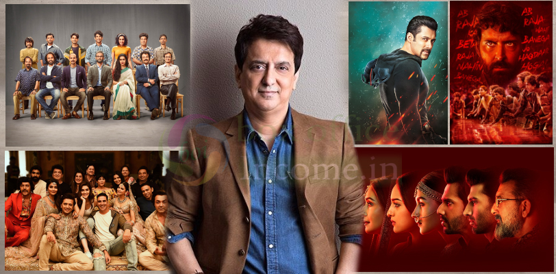 Sajid Nadiadwala: Every Time You Feel That You're on a Finishing Line, It Turns Out to be a New Starting Line!