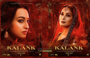 Sonakshi Sinha and Madhuri Dixit's First Looks from Kalank are out, Now Film Trailer is Awaited