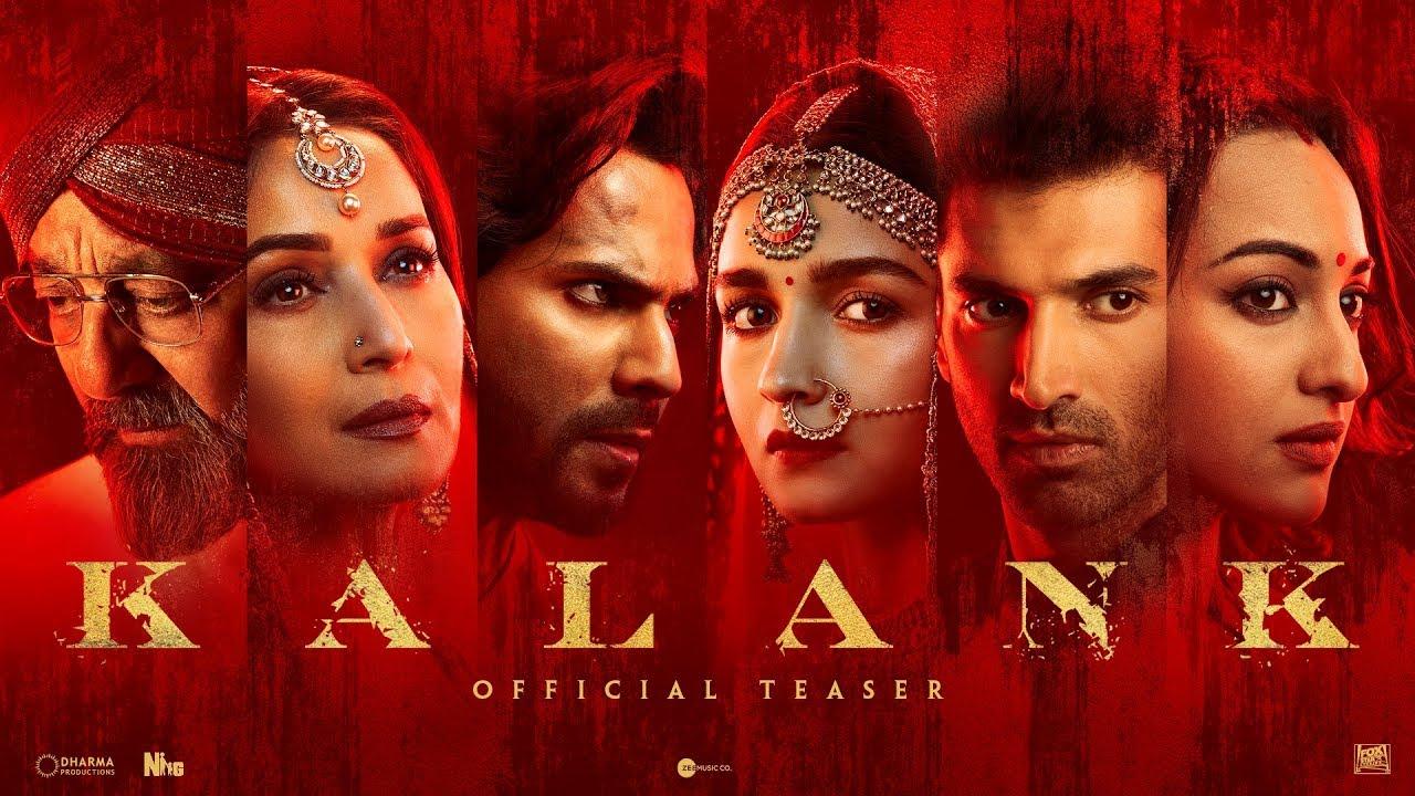 Kalank Teaser: Abhishek Varman Promises A BLOCKBUSTER With This One!