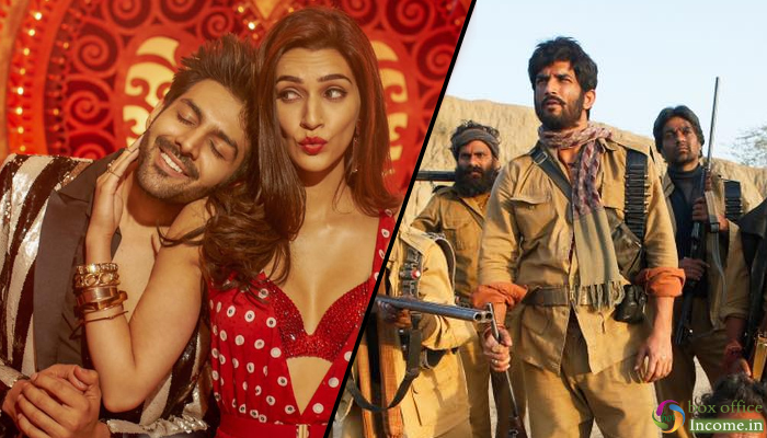 Box Office: Kartik Aaryan's Luka Chuppi Crashes Sushant Singh Rajput's Sonchiriya