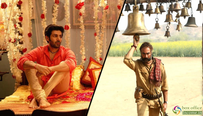Luka Chuppi & Sonchiriya 4th Day Collection, Kartik-Kriti starrer Holds Well on Monday