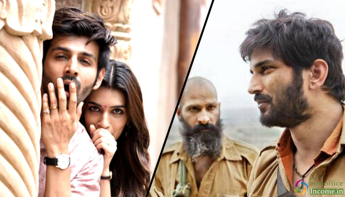 Luka Chuppi & Sonchiriya 7th Day Box Office Collection, Opening Week Report