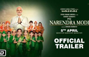 PM Narendra Modi Trailer, Vivek Oberoi Starrer Set to Release on 5th April 2019