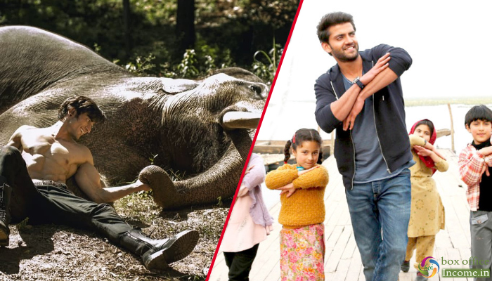Junglee and Notebook 5th Day Collection, 1st Tuesday Box Office Report