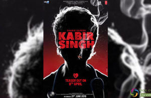 Kabir Singh First Look Poster is Out, Shahid-Kiara's Film Teaser Coming on April 8!