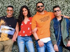 Katrina Kaif is the Leading Lady in Rohit Shetty's Sooryavanshi, Opposite to Akshay Kumar