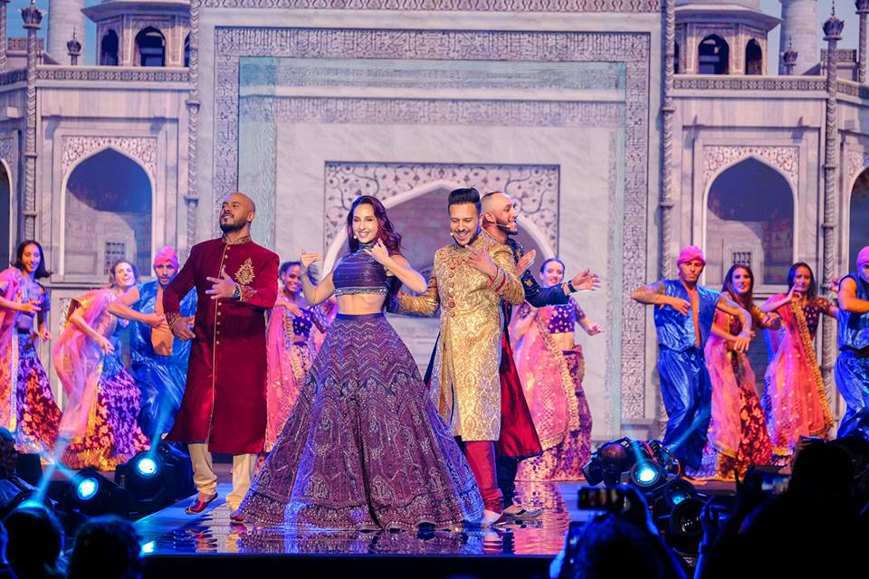 Bollywood: Nora Fatehi Bedazzles Morocco With Indian Culture And Dilbar