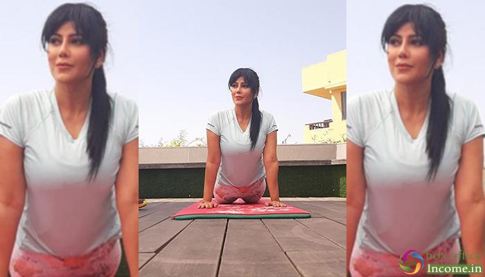 'The Most Spalicious Mom'- Warda Nadiadwala Spreading Fitness Mantras