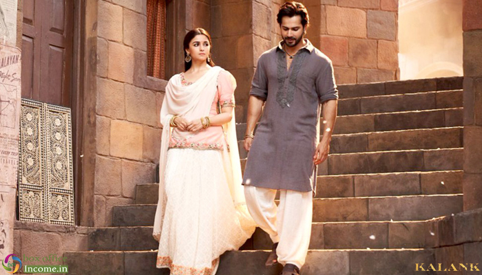 Kalank 7th Day Collection, Varun-Alia's Period Drama Film drop further on Tuesday