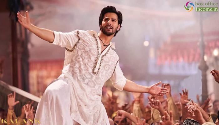 Kalank 9th Day Collection, Multi starrer Completes an Extended 9-Days First Week