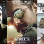 Ayushmann Khurrana's Article 15 First Look & Teaser, Trailer Coming on May 30