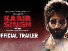 Kabir Singh Trailer, Shahid Kapoor As Dr Kabir Rajveer Singh in the Romantic Drama!