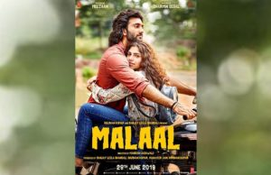 Malaal First Look, Sharmin Segal and Meezaan's Film to Release on 28 June 2019