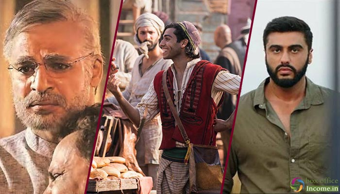 PM Narendra Modi, Aladdin and India's Most Wanted  6th Day Box Office Collection