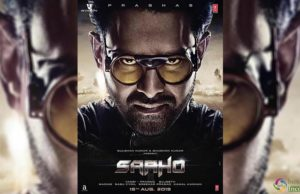 Saaho First Look Poster, Prabhas and Shraddha Kapoor Announce its Release Date