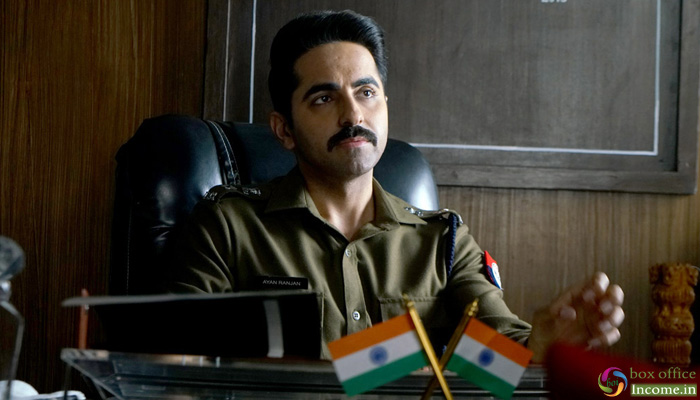 Article 15 2nd Day Collection, Ayushmann Khurrana Starrer Takes Good Jump on Saturday