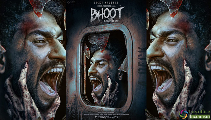 First Look of Bhoot: Part One- The Haunted Ship, Ft.- Vicky Kaushal, 15 Nov 2019 Release