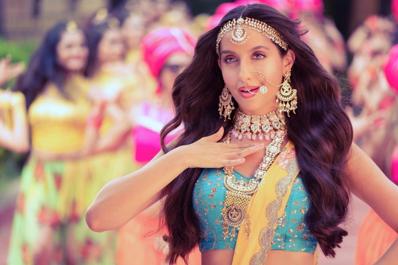 Nora Fatehi's Mesmerizing Dance Number Dilbar Crosses One Billion Views on YouTube