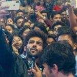Bollywood: Actor Kartik Aaryan's Fans Go Berserk At An Event In A Mall Last Night