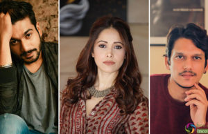 Sunny Kaushal, Nushrat Bharucha & Vijay Varma in Hurdang, Produced by Shaailesh R Singh