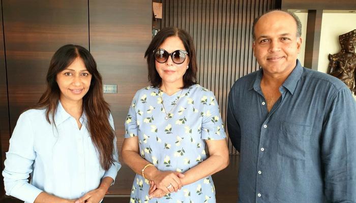 Zeenat Aman Joins The Cast Of Ashutosh Gowariker's Much-Awaited Panipat