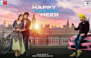 First Look Himesh Reshammiya to play Harshvardhan Bhatt and Harpreet Singh Lamba in Happy Hardy And Heer