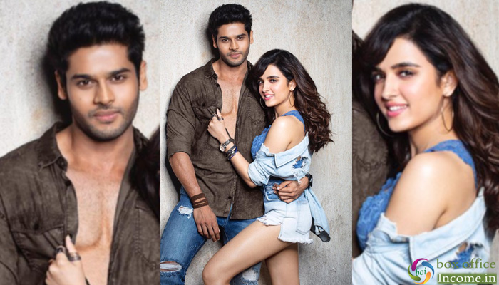 Abhimanyu Dassani and Shirley Setia to star in Action Entertainer Nikamma