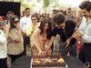 Bhumi Pednekar Celebrates Birthday With Team Pati Patni Aur Woh!