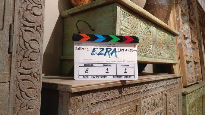 Emraan Hashmi Starts Shooting of Supernatural Thriller Ezra in Mauritius