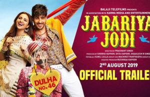 Jabariya Jodi Trailer: Sidharth Malhotra-Parineeti Chopra's Film Promises a Laughter Ride