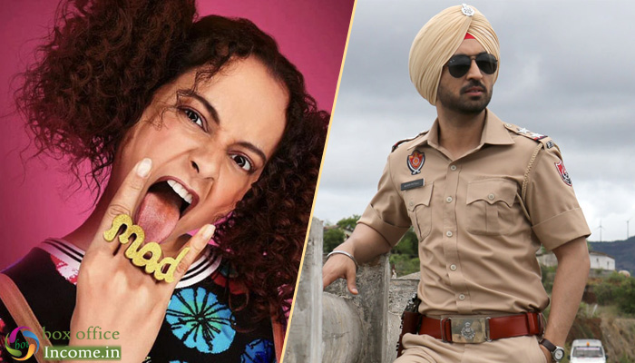 Judgementall Hai Kya and Arjun Patiala 3rd Day Collection, Opening Weekend Report