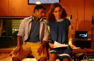 "Actress Kangana Ranaut plays A VO Artist in ""JudgeMentall Hai Kya"""